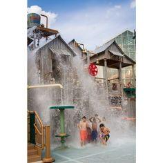 Cypress Springs pool fun at Gaylord Palms Resort