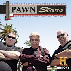 I want to actually visit their pawn shop! But good show:) Some of the things brought in are just crazy!