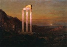 Moonrise - Frederic Edwin Church