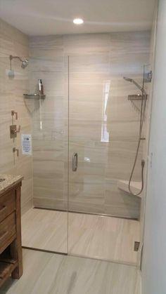 Remodel combinations tub deli screen toilet master shower design taps small bathrooms better bath tile ideas remodeling combo bathroom suites into clawfoot Bathroom Renos, Bathroom Renovations, Bathroom Ideas, Washroom, Bathroom Showers, Bathroom Designs, Bathroom Pics, Shower Designs, Basement Renovations
