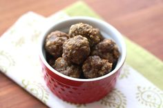 Taco Meatballs - OK these seem silly but with the Queso Blanco Dip they may be a Super Bowl winner.  Just saying.