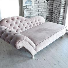 Comfort Sofa, Królewska Leżanka, Elegancki wygląd, miękka tkanina, bardzo wygodna, łatwa  w czyszczeniu. Nowoczesna i klasyczna zarazem w kolorze brudnego różu. Lounge, Couch, Room, Furniture, Home Decor, Chair, Airport Lounge, Bedroom, Drawing Rooms