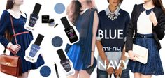 "Hello Girls! Le passerelle della Fashion Week ci dicono che ""BLUE NAVY IS THE NEW BLACK!""  Scoprite i Blu MI-NY in tutti i nostri Store e Online!   http://www.minyshop.com/it/73-blu   #mi-ny #MINY #minycosmetics #beauty #madeinitaly #makeup #noanimaltesting #toulenefree #camphorfree #formaldeidefree #blue #navy #bluenavy #fashionweek #nailpolish #glamlacquer #fashion #outfit #eyeshadow #eyeliner"