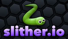 [http://Slither.io] The smash-hit game! Play with millions of players around the world and try to become the biggest snake of all time! #Gaming #VideoGames