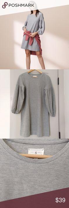 Lou&Grey Cotton Dress. Beautiful, Comfortable and Soft Dress from LOU&GREY. 100% Cotton. lou&grey Dresses Long Sleeve