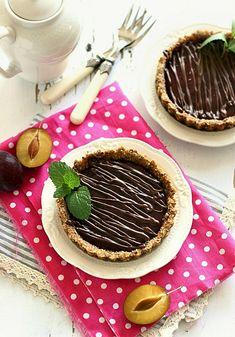 Juditka konyhája: ~ CSOKIS SZILVAKRÉMES TART ~ Pancakes, Breakfast, Food, Morning Coffee, Essen, Pancake, Meals, Yemek, Eten