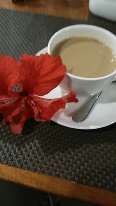 start your day with a cup of Love and Chai ❤