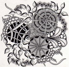 Zentangle | Flickr - Photo Sharing!