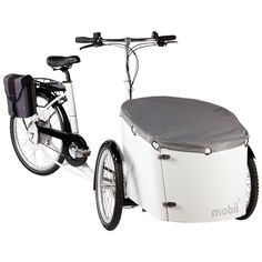 Fancy - Velorbis Mobii Trike Bicycle   Velorbis Classic Bicycles