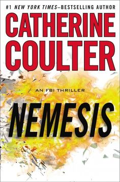 Nemesis by Catherine Coulter ...    Special Agent Lacey Sherlock interrogates a terrorist she prevented from launching a grenade at an American airport while Dillon Savich tracks a killer who styles himself like a Hollywood Dracula.  Find this book here @  your Library http://hpl.iii.com:2088/record=b1219289~S1