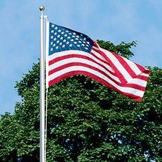 37ffed267be Residential Flagpoles   Sets - Flag Poles   Flag Sets
