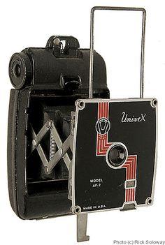 Universal Camera: Univex Model AF2 camera