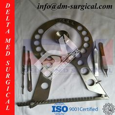Breast Elevator for Mamma Plasty Breast Retractor and Free surgery Instruments