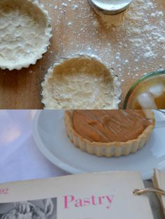 Sweet Potato Tarts w