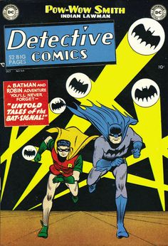 Detective Comics #164 one of my all time favorite covers!