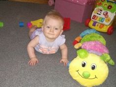 Bonds Baby Search 2014   Alliana C