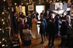 Hannah & Richard's Christmas Wedding at The Grim's Dyke <3 Photos by Natasha Thompson http://www.natashathompson.co.uk <3 #WinterWedding #ChristmasWedding #Wedding #Bridal #WeddingVenue #Harrow #London #LondonWedding