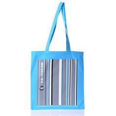 Eco shopper azzurro