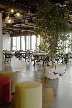 LEO Digital Network Headquarters - Shanghai - 8