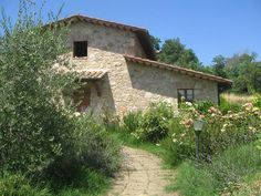 #rustichouse in Tuscany with #swimmingpool