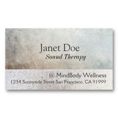 20 best design your own business card online images on pinterest massage therapy healing arts business card wajeb Gallery