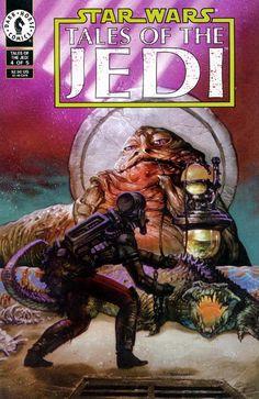 Tales of the Jedi 4