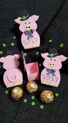 10x+Glücks-Schweine-Goodies+2017+,,+zum+befüllen,,Handarbeit++|+eBay