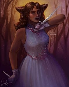 ashley simeone 🌙 (@artbysmashley) posted on Instagram • Sep 27, 2021 at 3:00pm UTC Holly Black, Folk, Fan Art, Disney Princess, Girl Outfits, Instagram, Wattpad, Fandoms, Couple