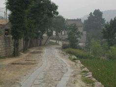 ☷☷ Ming Dynasty road, Zhujiayu