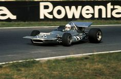 1970 Hubert Hahne (March 701 Ford)
