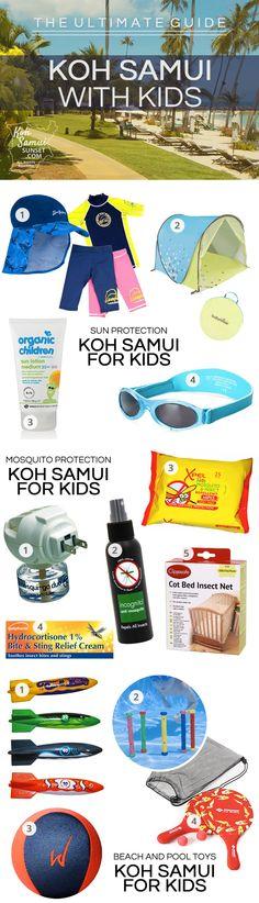 Koh Samui with Kids: The Ultimate Guide http://www.kohsamuisunset.com/samui-kids/