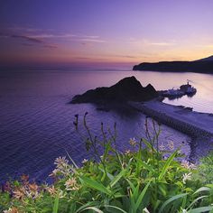 """Want to visit """"the end of the earth""""? Visit the Shiretoko Peninsula in Japan. #7CruiseWonders"""