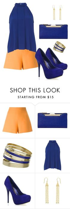 """Untitled #316"" by dollie-stoudemire-mccall on Polyvore featuring Valentino, Dune, Dorothy Perkins and Allurez"