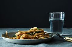 Spicy, Peanutty Udon with Kale Recipe on Food52 recipe on Food52