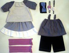 Repurposed clothing to make