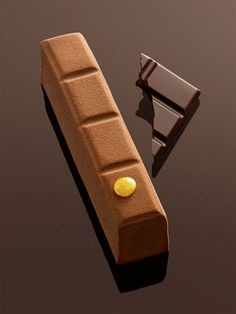 Chocolate patisserie by Christophe Michalak