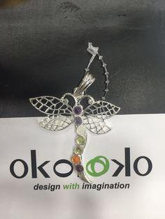 7 Chakras, Drop Earrings, Jewelry, Design, Bogota Colombia, Rocks, Jewlery, Jewerly, Schmuck