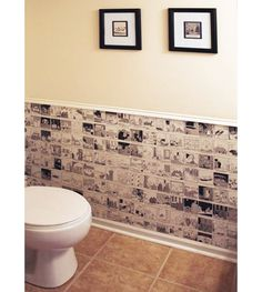 Newspaper wall paper for downstairs loo Guest Toilet, Downstairs Toilet, Cartoon Wallpaper, Wall Wallpaper, Comic Book Wallpaper, Jornal Wallpaper, Newspaper Wallpaper, The Far Side, Home Projects
