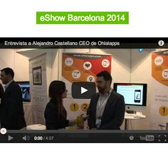 eShow Interview with Alejandro Castellano, CEO of Ohlalapps - http://www.ohlalapps.com/eshow-interview-with-alejandro-castellano-ceo-ohlalapps/