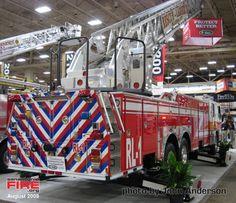 2009 Dallas Texas Fire Expo #TheCrazyCities #crazyDallas