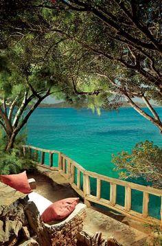 The Elounda Mare Hotel in Crete www.mediteranique.com/hotels-greece/crete/elounda-mare/