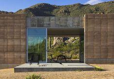 Arquitetura para saudar a natureza