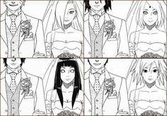 NaruIno, SasuSaku, SaiHina & ShikaTem my naruto ships Itachi Uchiha, Hinata, Naruto Anime, Naruto Comic, Shikamaru, Manga Anime, Boruto, Shikatema, Sasuhina