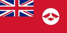 Civil Ensign of the British Straits Settlements (1874-1942)