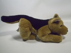 "Animal Alley German Shepherd Plush Bean Bag Stuffed Animal Puppy Dog 12""  #AnimalAlley"