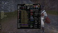 ESO Single Target DPS/Tank Hybrid build (+ a serious trial setup) By: Pulque Elder Scrolls Online, Trials, Video Game, Target, Gaming, Videogames, Game, Video Games, Target Audience