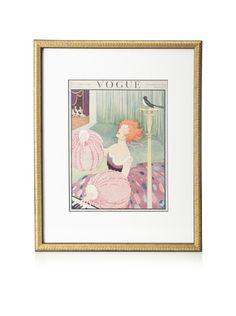 Original Vogue Cover from 1919 by George Plank, http://www.myhabit.com/ref=cm_sw_r_pi_mh_i?hash=page%3Dd%26dept%3Dwomen%26sale%3DA1AV0B7L8L5OZ7%26asin%3DB00AZTPR04%26cAsin%3DB00AZTPR04