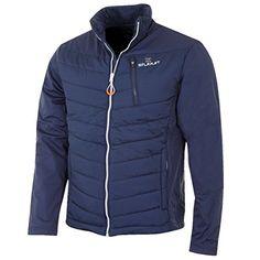a4727f70eb2 Amazon.com   Stuburt Men s Vapour Hybird Golf Jacket SBJKT593 - US S -  Black   Sports   Outdoors