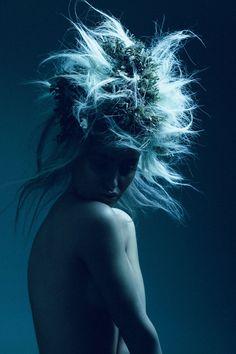 Avantgarde hair Artwork, Hair, Work Of Art