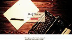 dailythemes-tuttacronacaDailyThem.es: